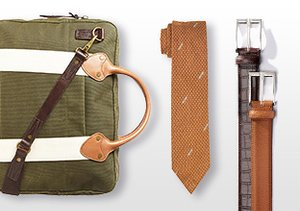 Office Ready: Bags, Belts & More