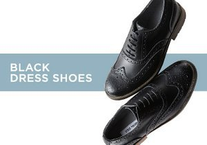 Up to 80% Off: Black Dress Shoes