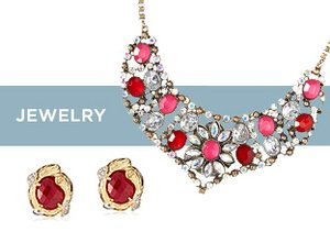Up to 80% Off: Jewelry