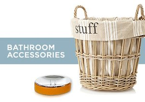 Up to 75% Off: Bathroom Accessories