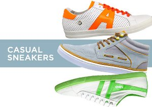 Up to 80% Off: Casual Sneakers