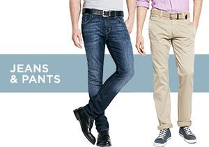 Up to 85% Off: Jeans & Pants