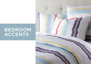 Up to 80% Off: Bedroom Accents