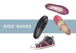 Up to 90% Off: Kids' Shoes