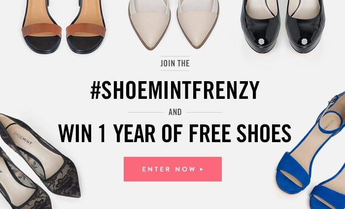 1 Year of Free Shoes