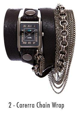 2 - Carerra Chain Wrap
