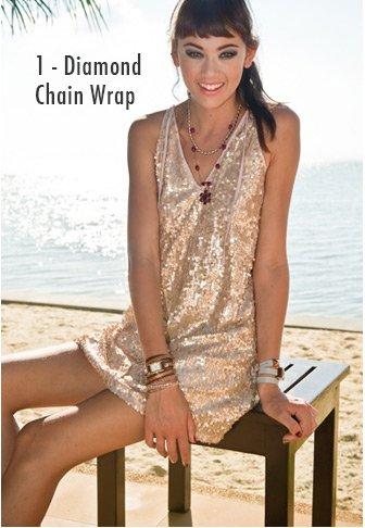 1 - Diamond Chain Wrap