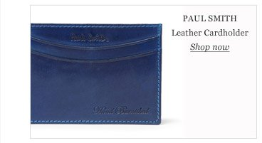Paul Smith Leather Cardholder