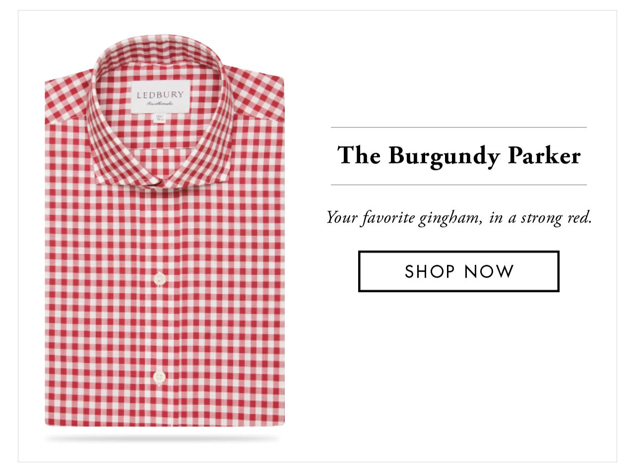 The Burgundy Parker