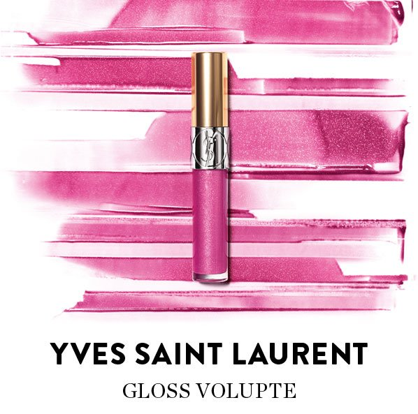 YVES SAINT LAURENT - GLOSS VOLUPTE