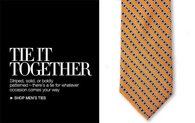 Shop Ties For Men
