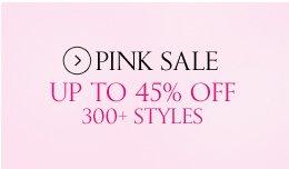 PINK Sale