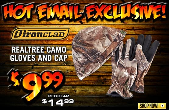 Ironclad Fleece® Gloves and Beanie Combo