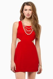Cut it Out Dress 39