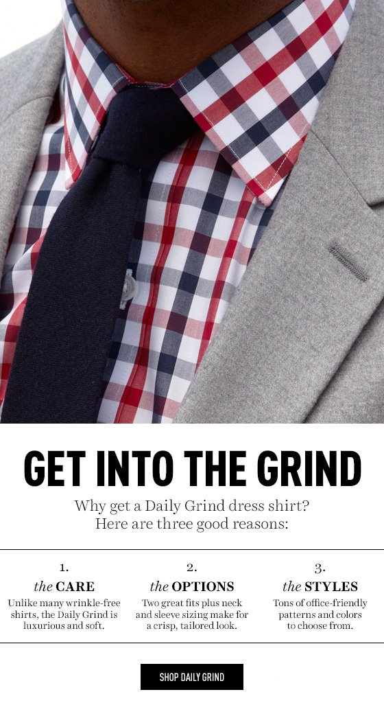 Daily Grind Shirts