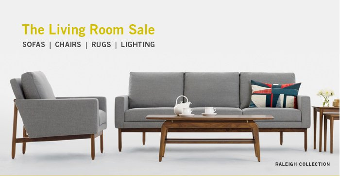 The Living Room Sale SOFAS | CHAIRS | RUGS | LIGHTING
