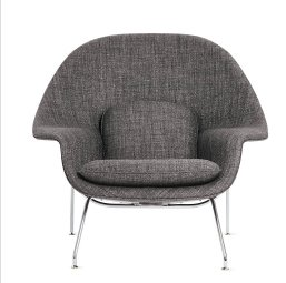WOMB™ CHAIR IN SONNET FABRIC EXCLUSIVE FABRIC