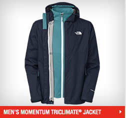 MEN'S MOMENTUM TRICLIMATE(R) JACKET