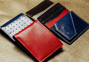 Shop NEW Leather Wallets & More Under $40