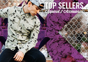 Shop Top Sellers: Apparel & More from $12