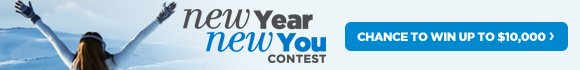 new year new you contest