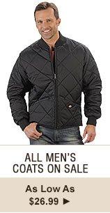 All Mens Coats on Sale