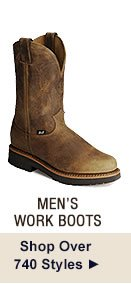 All Mens Work Boots on Sale