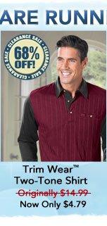 Two-Tone Shirt
