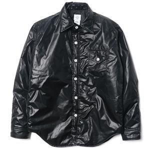 Post Overalls C-Post7 Taffeta Shirt Black