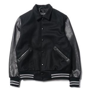 Maiden Noir x Ebbets Field Varsity Jacket