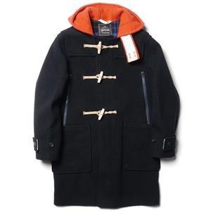 CASH CA x Gloverall Monty 575 Zip Duffle Coat