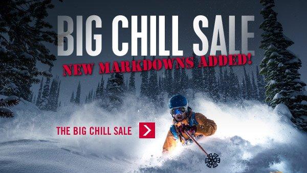 Big Chill Sale