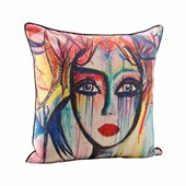Slice Of Life Cushion Cover