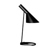 AJ Table Lamp 1808, 60W E27, black