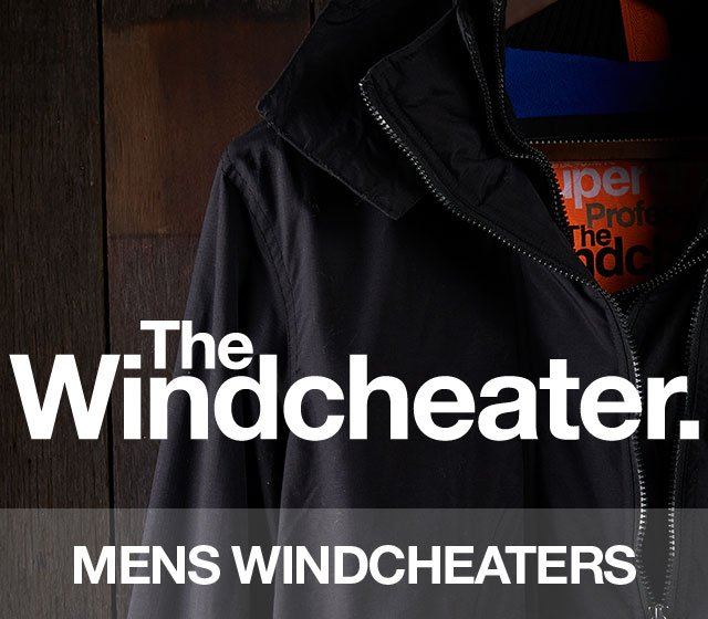 shop mens windcheaters