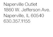 Naperville Outlet