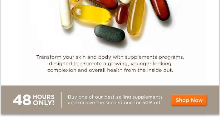 Supplements Offer
