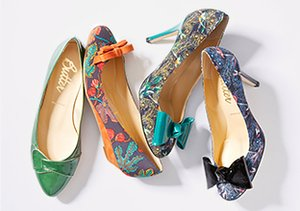 Italian Luxe: Flats & Heels