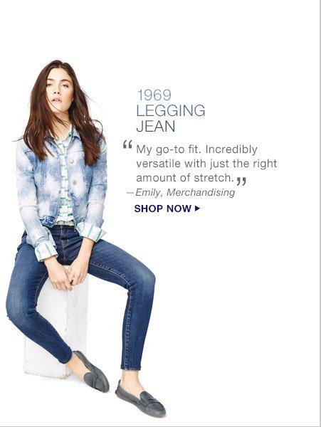 1969 LEGGING JEAN | SHOP NOW