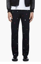 BAND OF OUTSIDERS Black Atari Edition Chino Pant for men