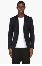DSQUARED2 Navy Classic Blazer for men