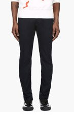 DSQUARED2 Navy Classic Trousers for men