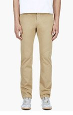 BAND OF OUTSIDERS Khaki Chino Pant for men