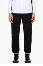 BAND OF OUTSIDERS Black Corduroy Lounge Pants for men