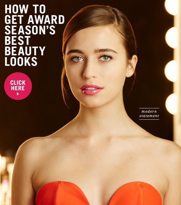Award Season Beauty