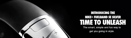 INTRODUCING THE NIKE+ FUELBAND SE SILVER | TIME TO UNLEASH