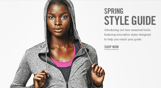 SPRING STYLE GUIDE | SHOP NOW