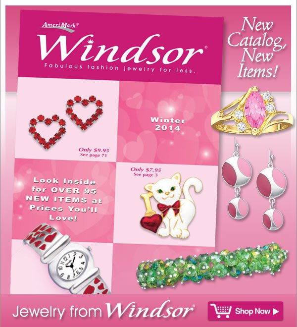 Over 95 New Items at Prices You'll Love from Windsor®! - Shop Now >>