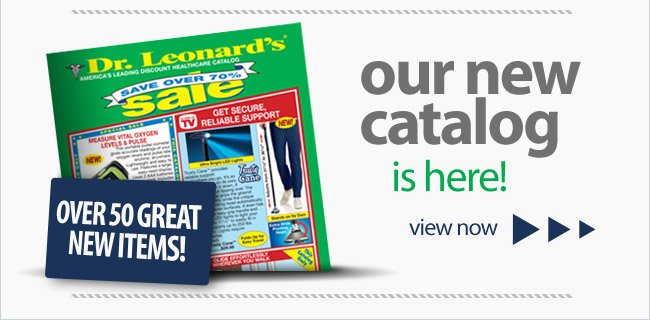 Our New Catalog is Here! View Now