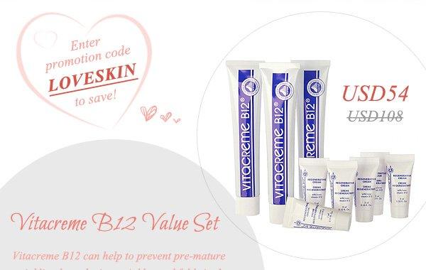 Vitacreme B12 Value Set at 50% Off